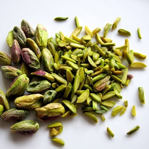 Diagnosis of pistachio and fava beans mix